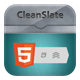 CleanSlate - HTML5+CSS3 Admin Template - ThemeForest Item for Sale