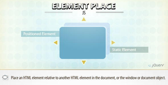 CodeCanyon Element Place jQuery 232649