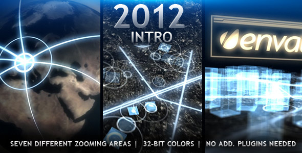 2012 INTRO VideoHive -   Openers  Technology 239200