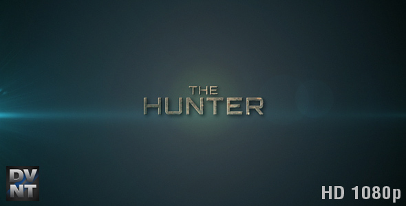 After Effects Project - VideoHive The Hunter Movie Trailer 240594