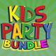 Kids Party Bundle - GraphicRiver Item for Sale