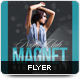 Magnet Party Flyer - GraphicRiver Item for Sale
