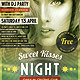 Sweet Kisses Party Flyer - GraphicRiver Item for Sale