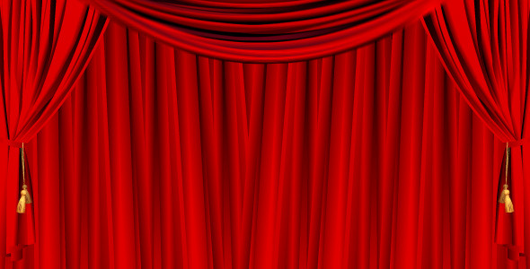 Curtain VideoHive Motion Graphic Transitions 2125145