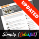 Simply (Colorful) - ThemeForest Item for Sale