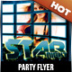 Star Party Flyer Template - GraphicRiver Item for Sale