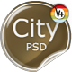 City – Virtual Street - GraphicRiver Item for Sale