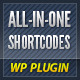 All-In-One Shortcodes - CodeCanyon Item for Sale