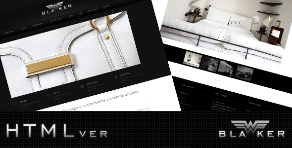 Blacker - HTML Version