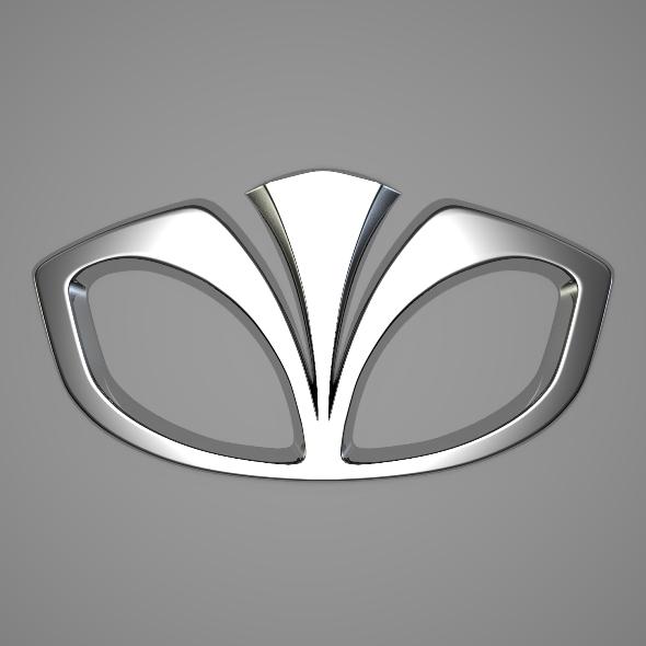 3DOcean Daewoo Logo 242463
