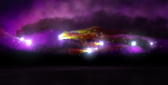 VideoHive Magic Smoke Logo Reveal 2092452