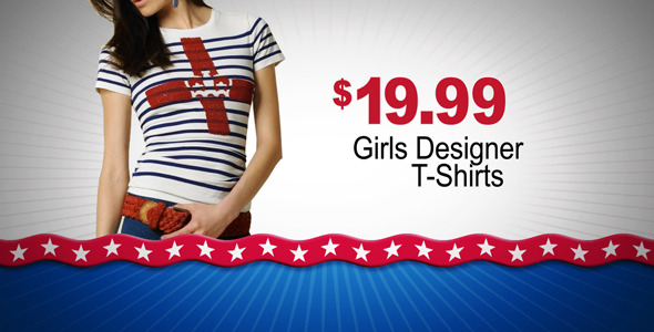 VideoHive 4th of July Sales Promo 2080904