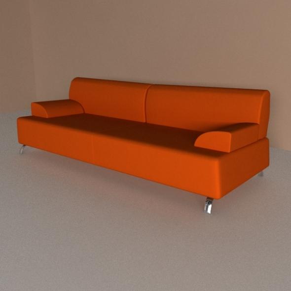 3DOcean Calligaris Sofa Openspace 243808