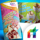 Ice Cream Brochure Trifold PSD Template - GraphicRiver Item for Sale