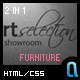 Comfort Selection Furniture HTML Template - ThemeForest Item for Sale