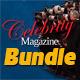 Celebrity Magazine Bundle-Graphicriver中文最全的素材分享平台