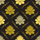 Vector Seamless Gold Floral Pattern - GraphicRiver Item for Sale