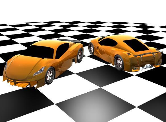 3DOcean car 81410