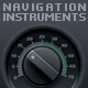 Navigation Instruments User Interface Elements - GraphicRiver Item for Sale