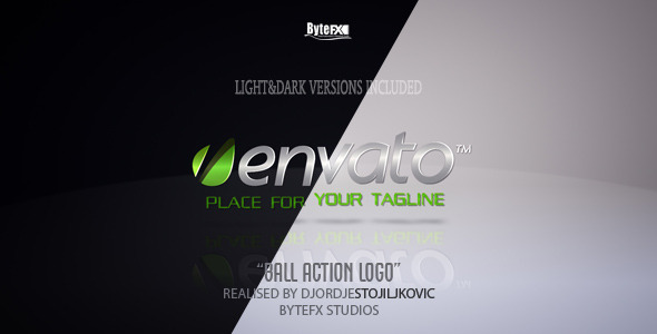After Effects Project - VideoHive Ball Action Logo 2178439