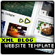 XML Blog Website Template - ActiveDen Item for Sale
