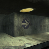 Concrete Tunnel - VideoHive Item for Sale