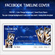 Facbook Timeline Template - GraphicRiver Item for Sale