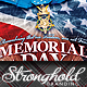 Memorial Day Patriotic Flyer Template - GraphicRiver Item for Sale