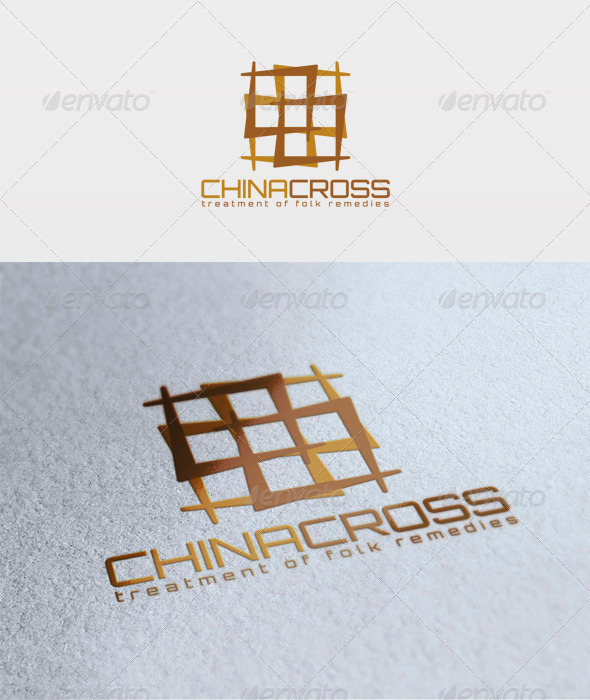 China Cross Logo - Symbols Logo Templates