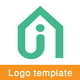 IHome Logo Template - GraphicRiver Item for Sale