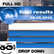 FLASH NEWS drop down panel - VideoHive Item for Sale