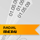 POLAR/RADIAL menu - ActiveDen Item for Sale