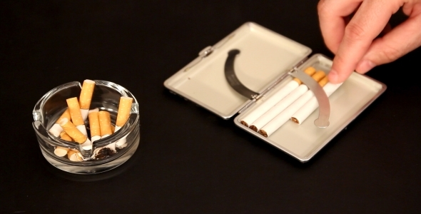VideoHive Smoking Maniac 2198686