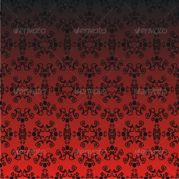 Vector seamless background - Backgrounds Decorative