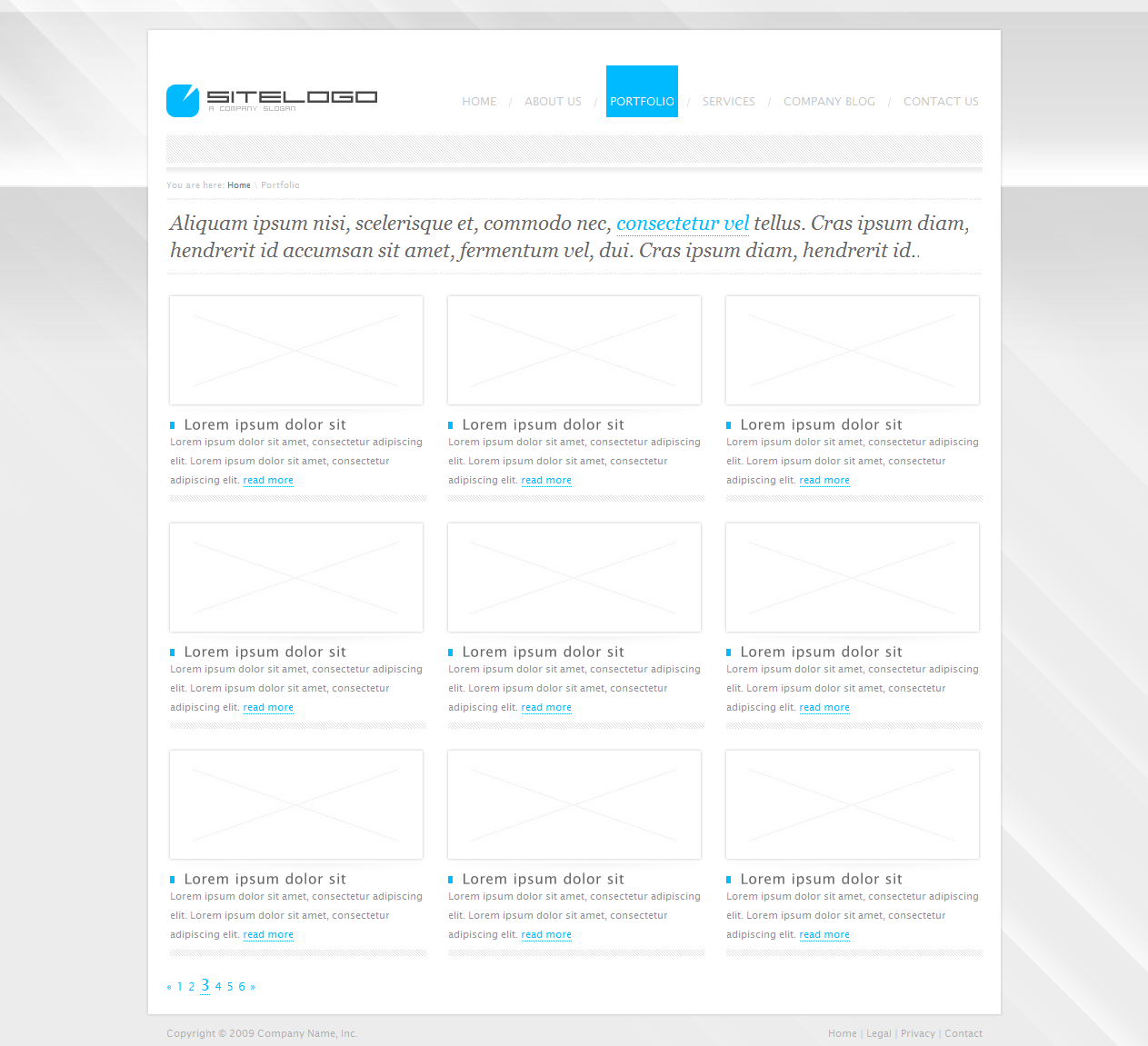 RT-Theme 7 / Business & Portfolio Theme 2x10 in 1