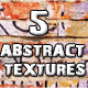 5 abstract textures V2 - GraphicRiver Item for Sale