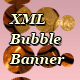 XML Bubble Banner for JPEG/GIF/PNG/SWF - ActiveDen Item for Sale