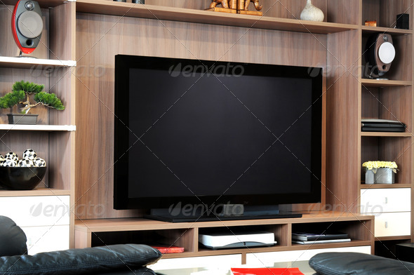 Stock Photo - PhotoDune TV and lounge 2213835