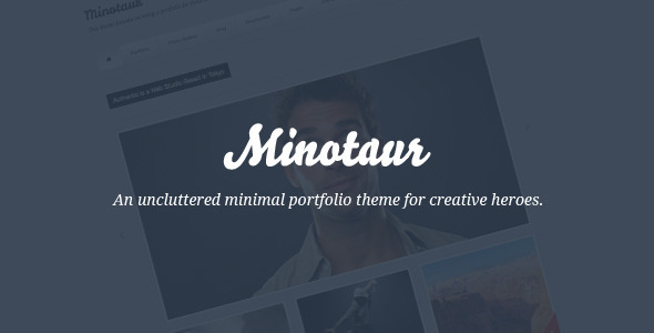 Minotaur WordPress Theme