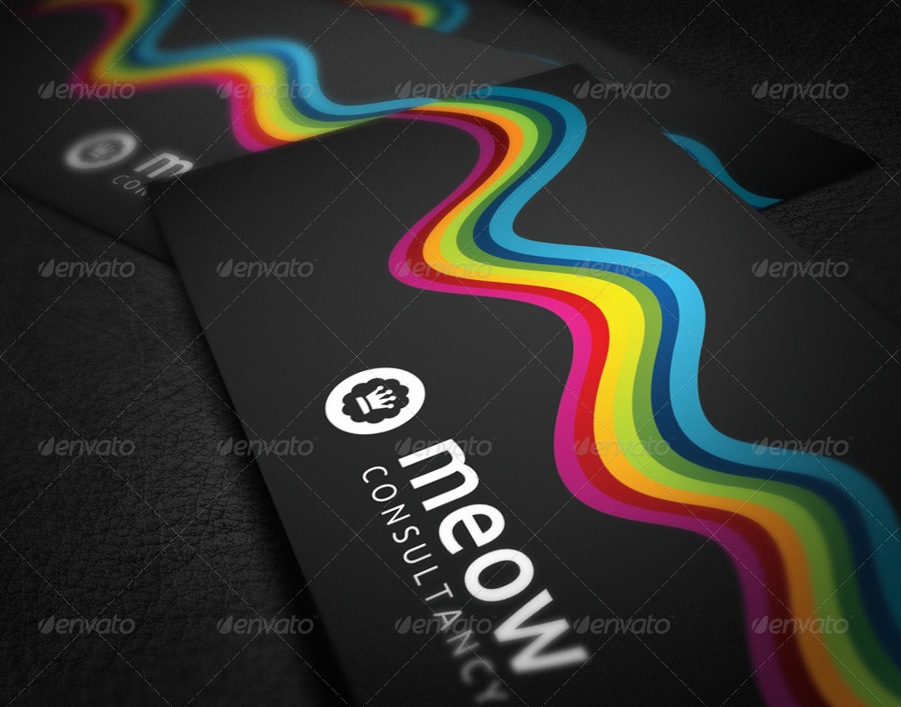 Flow Business Card
