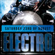 Electro Party Flyer - GraphicRiver Item for Sale