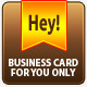 Personal Business Card Design By Saptarang  - GraphicRiver Item for Sale
