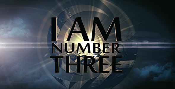 After Effects Project - VideoHive I am Number Three Cinematic Opener 251769