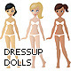 Dress Up Dolls - GraphicRiver Item for Sale