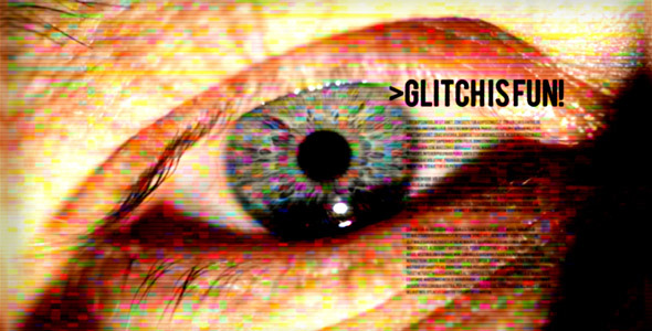 After Effects Project - VideoHive Glitch Is Fun 2224753