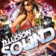 Illusion Sound - Flyer / Poster PSD Template - GraphicRiver Item for Sale