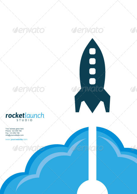 Rocketlaunch Identity Package