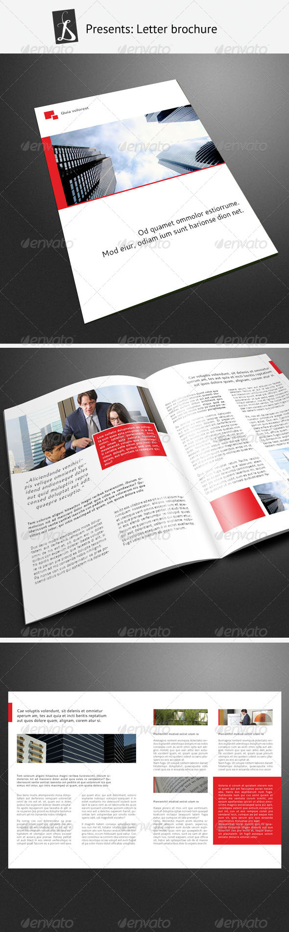 GraphicRiver Corporate Brochure 7 252944