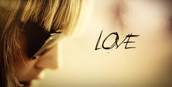 After Effects Project - VideoHive Love 2231889