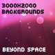 Beyond Space Backgrounds - GraphicRiver Item for Sale